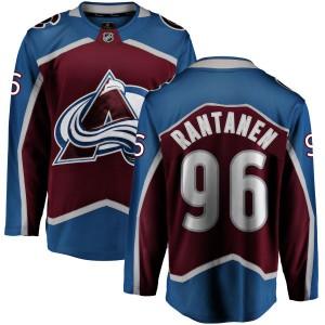 Fanatics Branded Men's Mikko Rantanen Colorado Avalanche Men's Maroon Home Breakaway Jersey