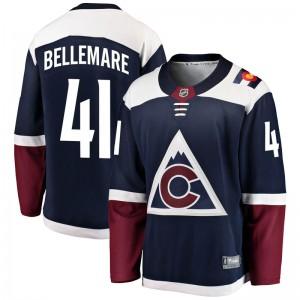 Fanatics Branded Pierre-Edouard Bellemare Colorado Avalanche Men's Breakaway Alternate Jersey - Navy