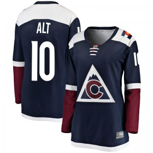 Fanatics Branded Mark Alt Colorado Avalanche Women's Breakaway Alternate Jersey - Navy