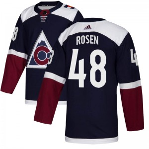 Adidas Calle Rosen Colorado Avalanche Youth Authentic Alternate Jersey - Navy
