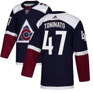 Adidas Dominic Toninato Colorado Avalanche Youth Authentic Alternate Jersey - Navy